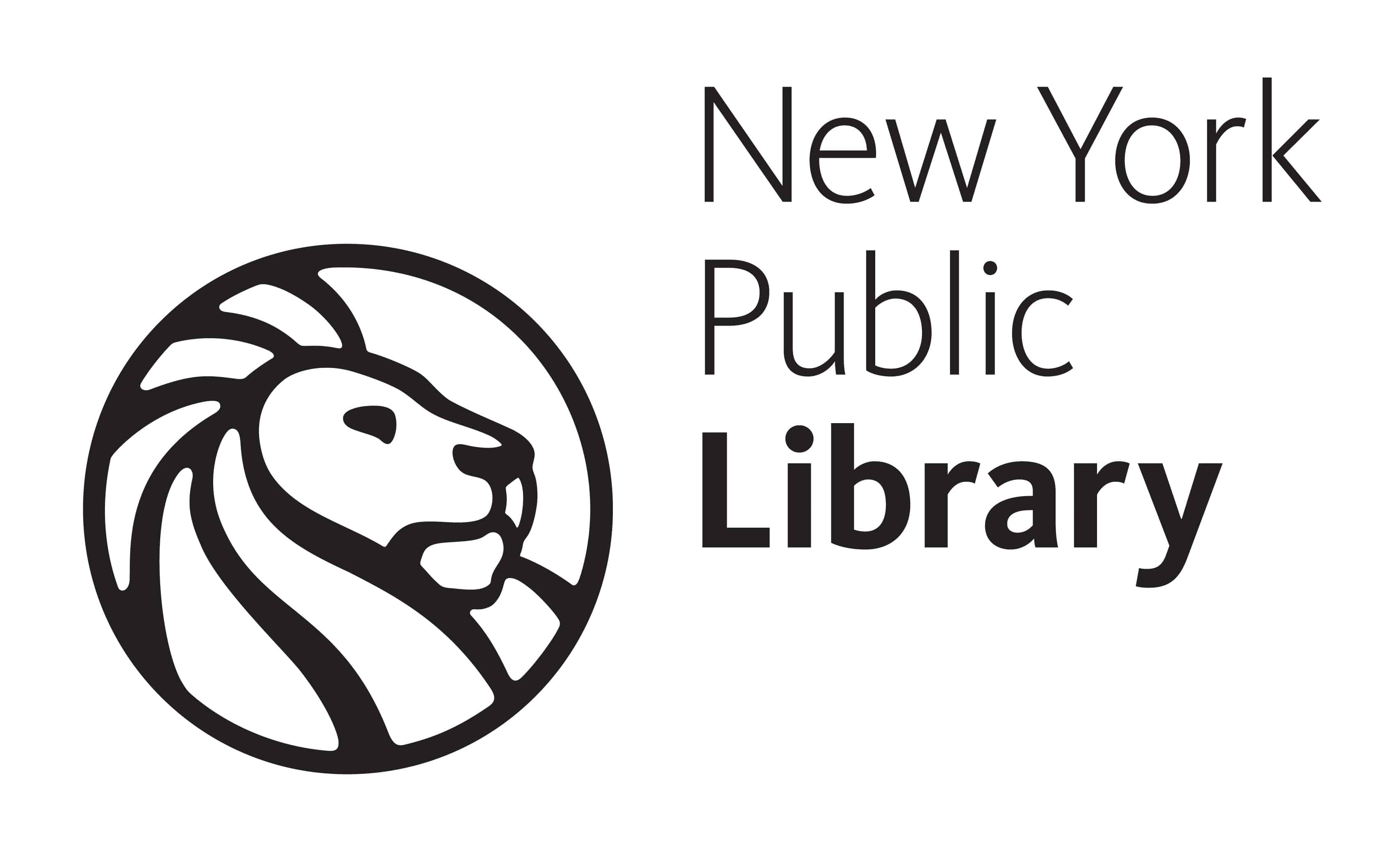 Image result for nypl logo