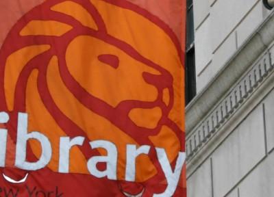NYPL Lion Logo & Identity