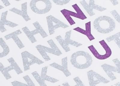 NYU Momentum Campaign